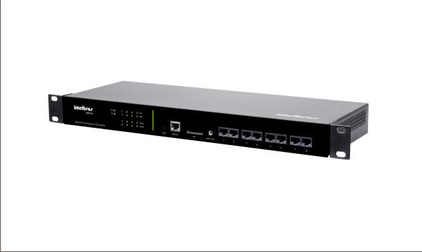 PABX IP INTELBRAS CIP 850