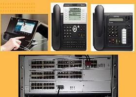 Benefícios da Locação PABX Alcatel