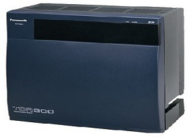 Central PABX Panasonic IP KX-TDE-600BR